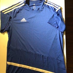 Men's Adidas climate cooling shirt